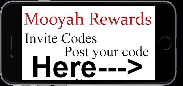 Mooyah Rewards App Invite Codes 2021-2022, Mooyah Rewards Referral Codes, Mooyah Rewards Mobile Android and Iphone