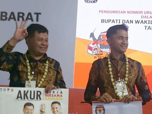 Profil Cabup dan Cawabup KBB 2018: Aa Umbara Sutisna - Hengky Kurniawan