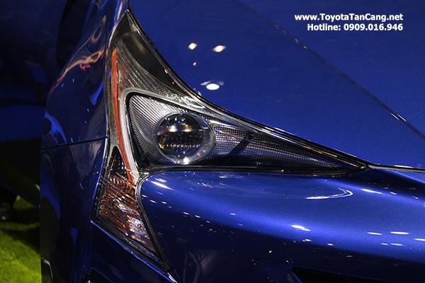 Toyota Pirus đề cao tính tiết kiệm nhiên liệu chắc chắn sẽ được không ít khách hàng tại Việt Nam đón nhận