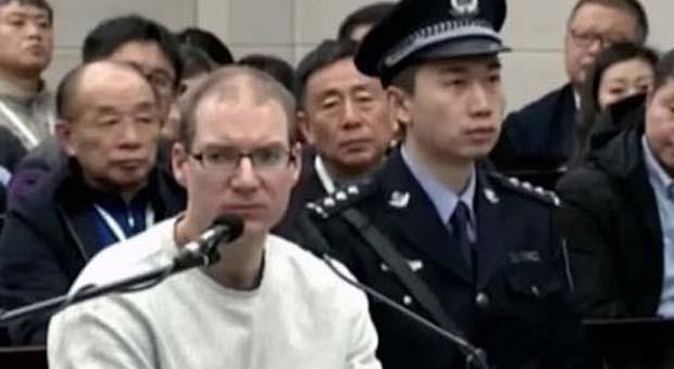 Warga Kanada Divonis Hukuman Mati di China