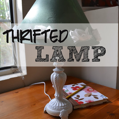 #thriftstore #DIY #lamp