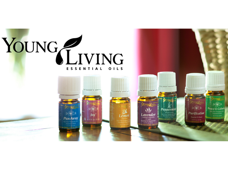 I Only Use Young Living Essential Oils