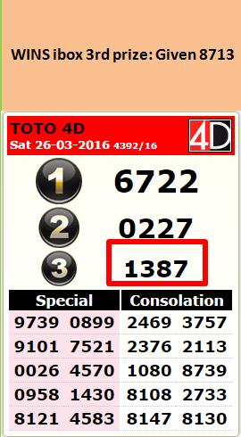 Ad Stock Web) Toto master sgp