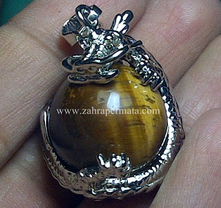 Leontin Batu Tiger Eye -  ZP 521