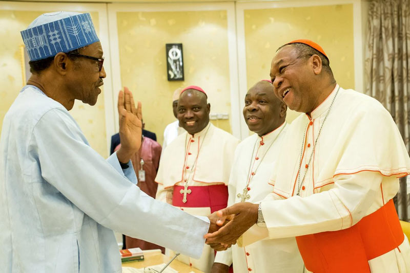 Nigeria not a Banana Republic - Catholic bishops blast Buhari over arrest of judges