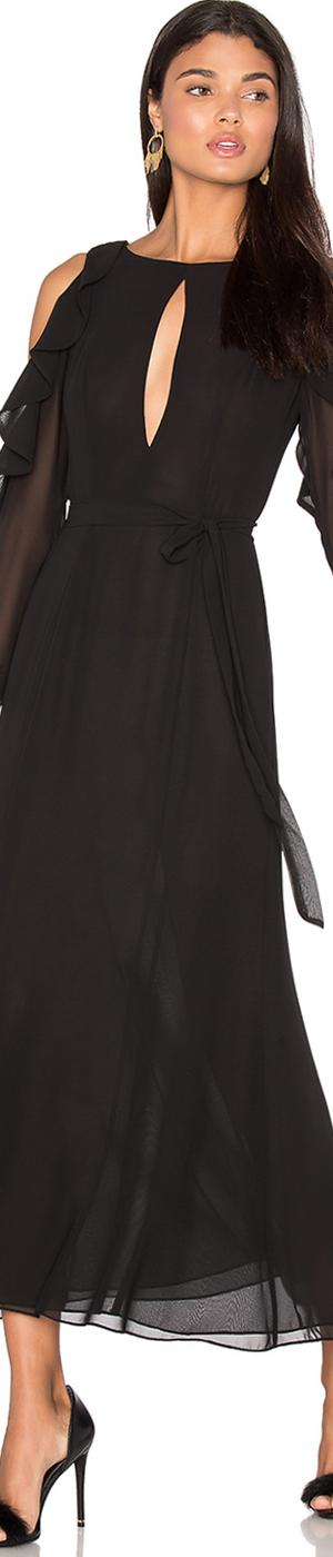 LPA DRESS 7 BLACK