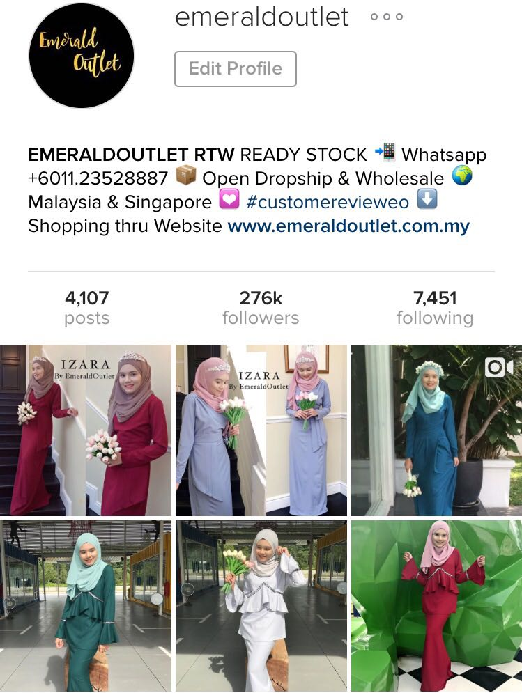 Follow Our Instagram
