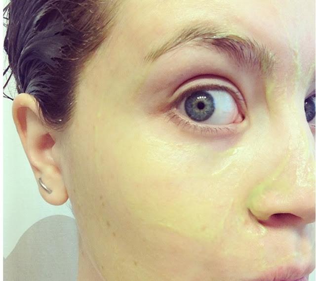 Cách làm trắng và dưỡng ẩm da bằng mặt nạ BƠ