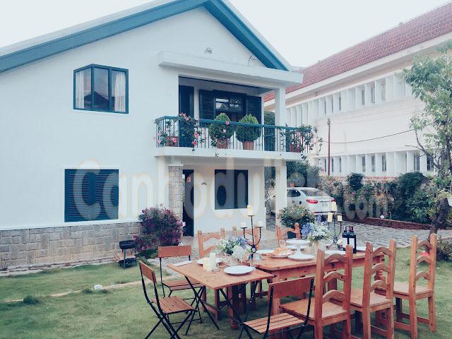 Villa Đà Lạt MS cách trung tâm 3.2km