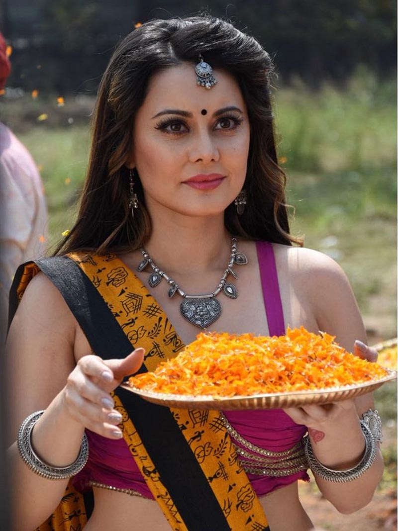 Minissha Lamba as Chandrakala on show Tenali Rama