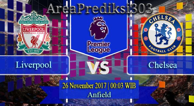 Prediksi Akurat Liverpool vs Chelsea
