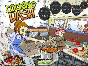 Cooking Dash Full Version