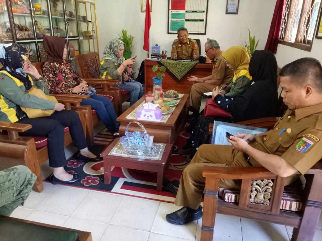 Penilaian Program Adiwiyata-Kalpataru Dimulai