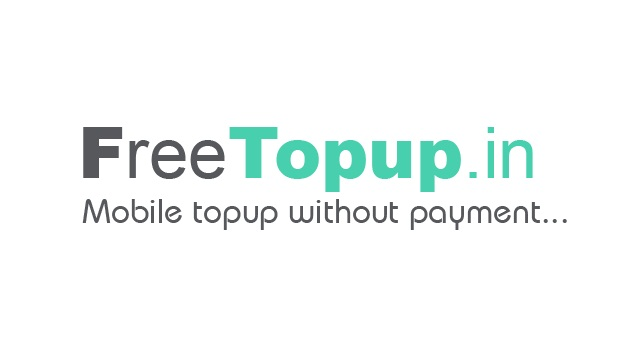 Get Free Mobile recharge by signing up on FreeTopup