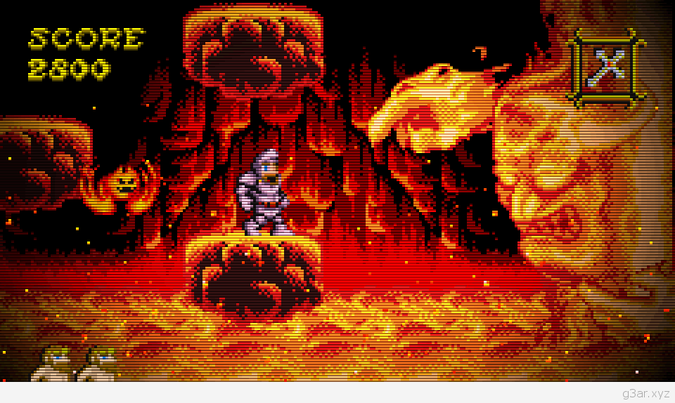 Ghosts'n Demons – Ghosts'n Goblins Remastered 3
