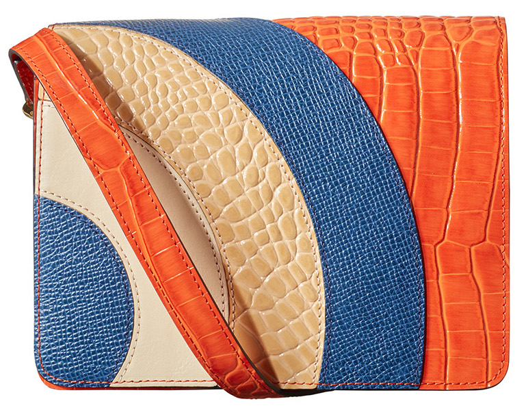 Fendi zipped appliqué clutch bag cotton blue men bags d ynmjjem