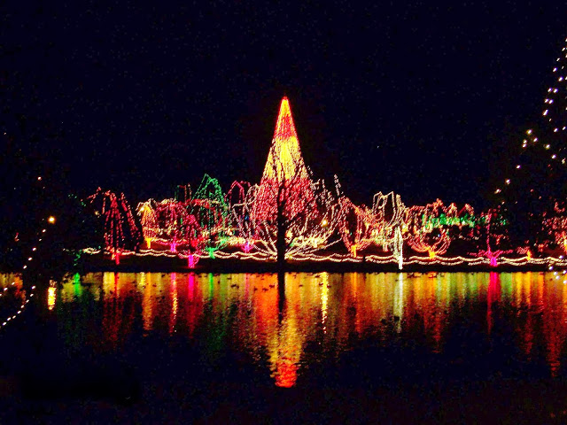 Festival of light Chickasha, Oklahoma