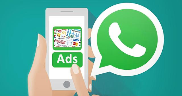 WhatsApp Status To Start Showing Advertisements