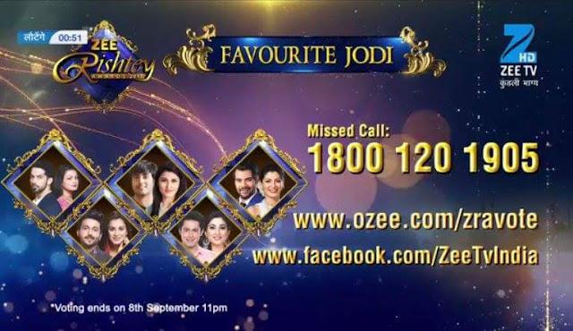 Zee Rishtey Awards 2017 Show on Zee Tv Wiki Host,Promo,Timing,Winners List