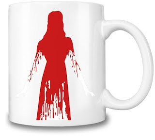 Stephen King Coffee Mug, Carrie, Carrie Movie, Stephen King Store