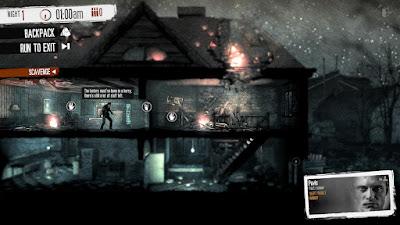 Screenshot This War of Mine