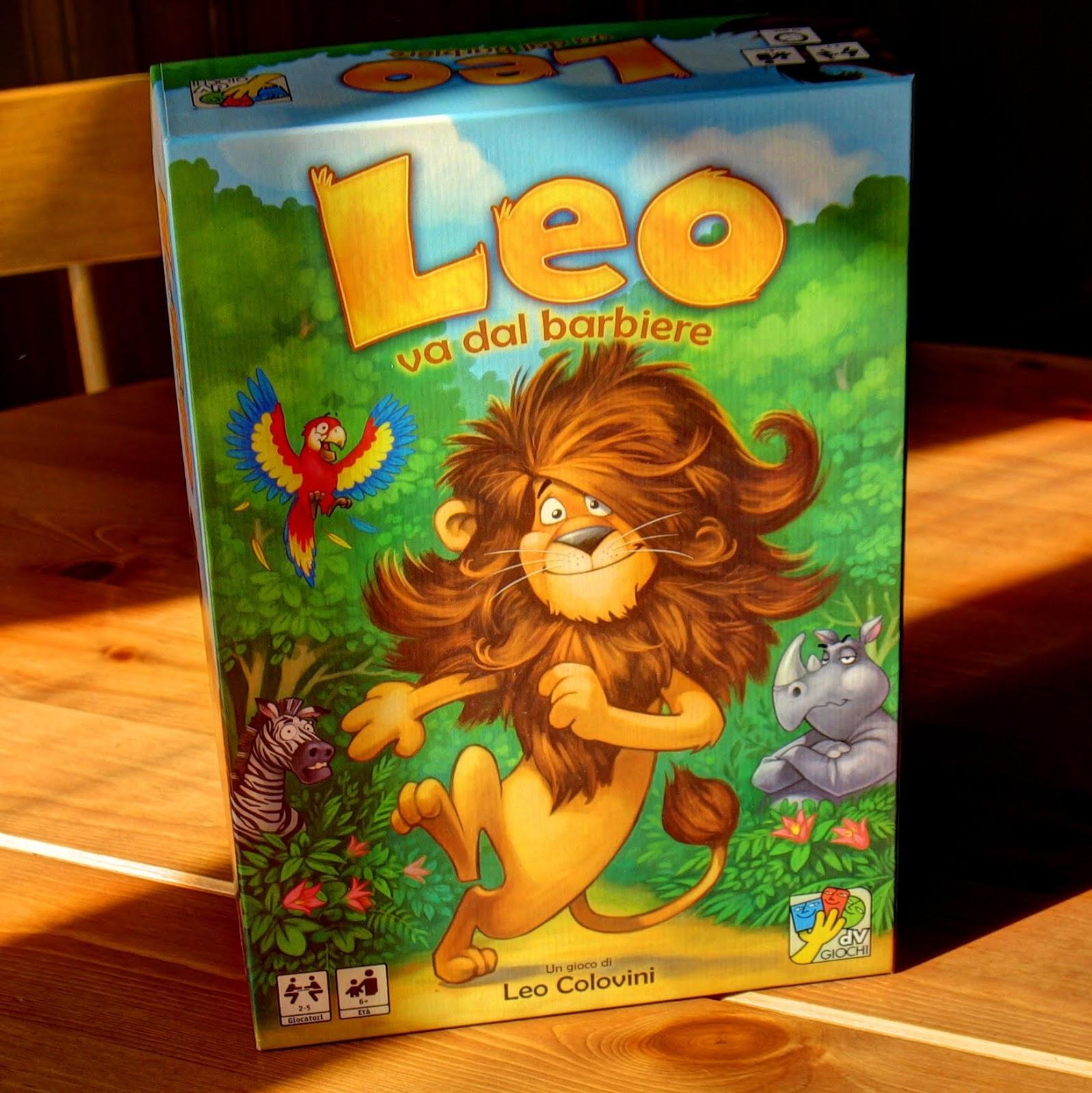 In questa partita siamo stati fortunati ed al secondo turno siamo riusciti a portare Leo dal barbiere