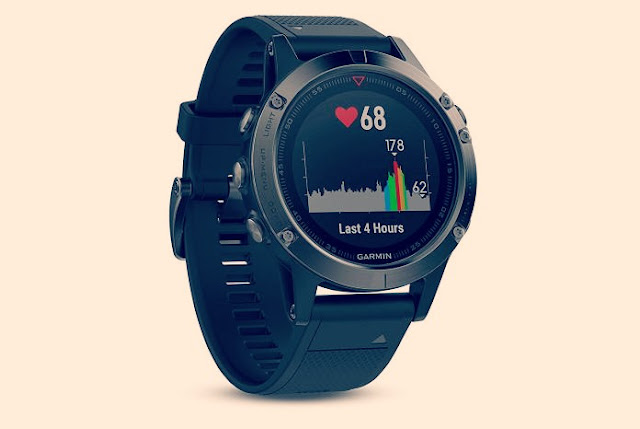 Garmin Fenix ​​5X Plus