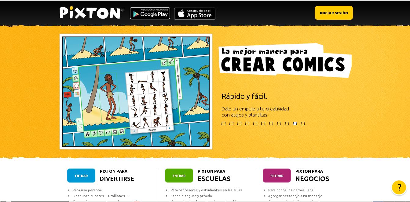 Increíble Creador De Plantillas Comicas Imágenes - Ejemplo De ...