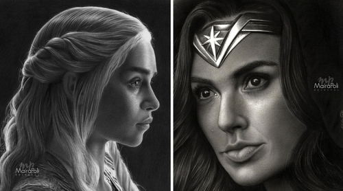 00-Maíra-Poli-Mahbopoli-Black-and-White-Realistic-Pencil-Celebrity-Portraits-Drawings-www-designstack-co