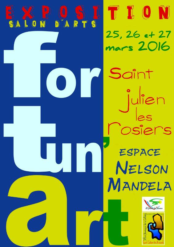 Espace Nelson Mandela Exposition Noizette Sculpteur