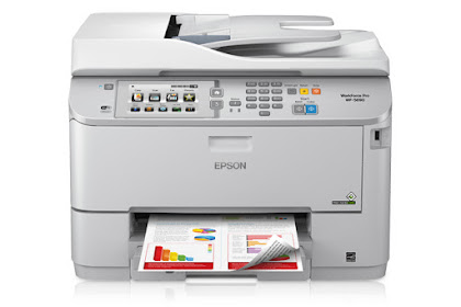 Descargar Epson WorkForce Pro WF-5690 Driver
