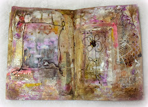 Tandiart Art Journal Pages