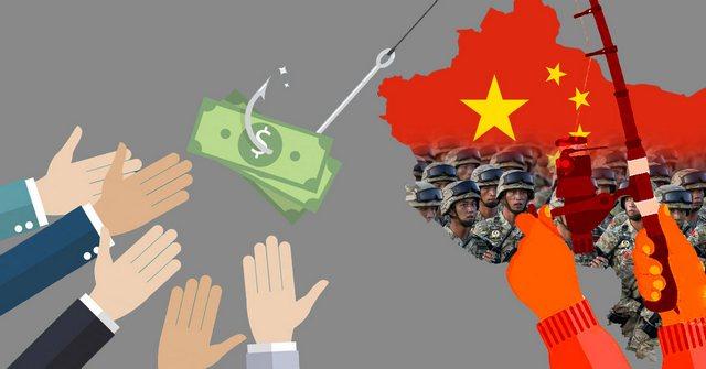 Perangkap Hutang China di Timur Tengah