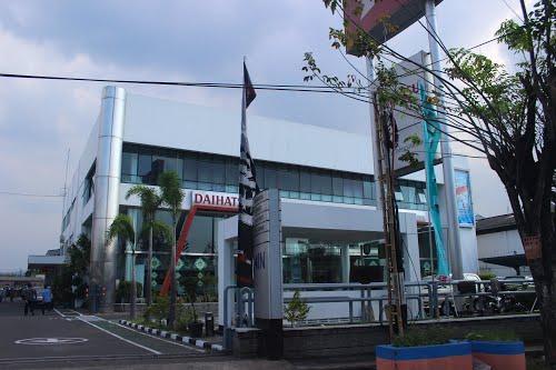 Alamat dan Nomer Telepon Bengkel Resmi Daihatsu Astra Majapahit Semarang