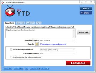 YTD Video Downloader Pro 5.8.3.0.1 Multilingual