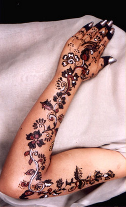 Henna And Tattoo Art: Henna Tatoo Designs