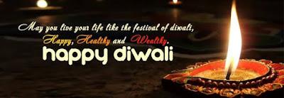 High Quality Diwali FB Cover DP