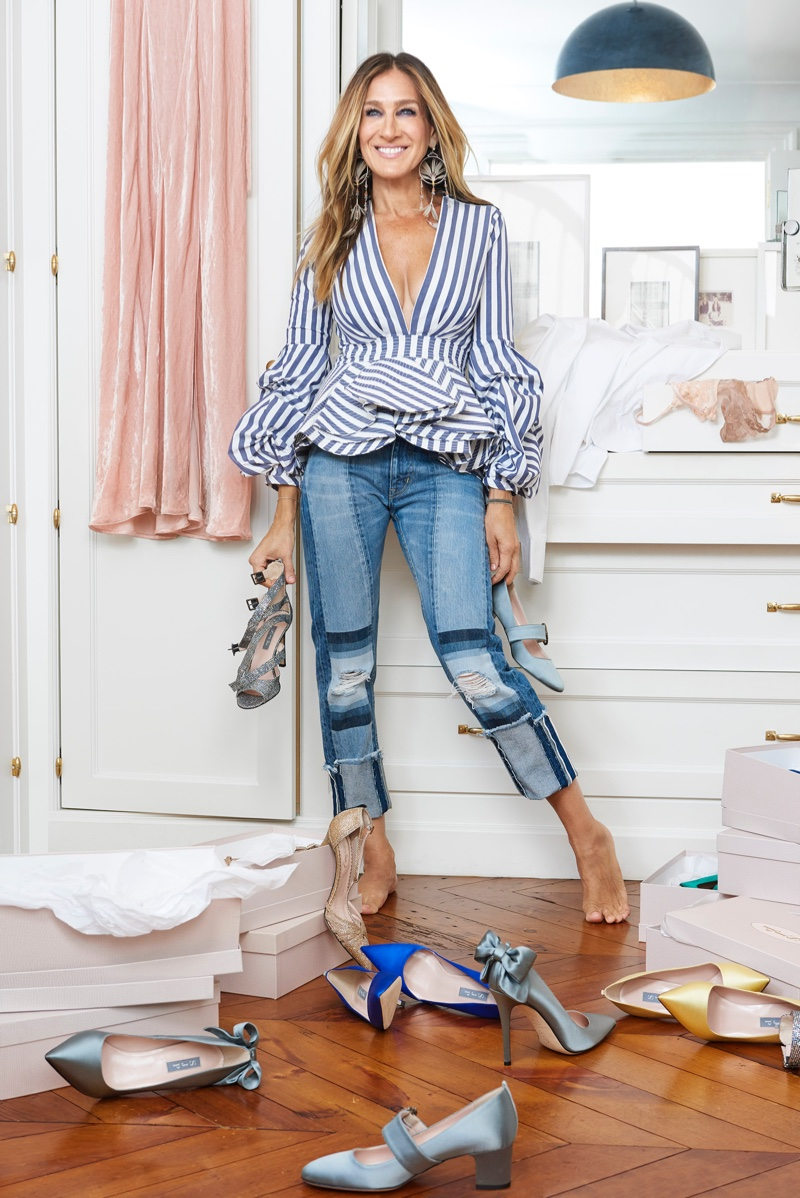 c3f2cd6d466 Chic and Silk: SHOES: SJP By Sarah Jessica Parker