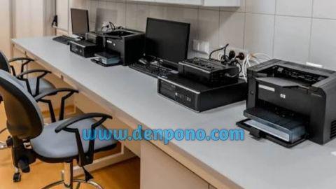 Cara Sharing Printer Dengan Kabel LAN dan WIFI