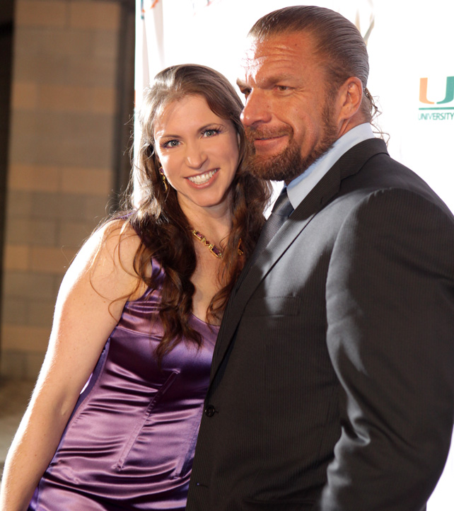 All Sports Players Stephanie Mcmahon With Husband New -7213