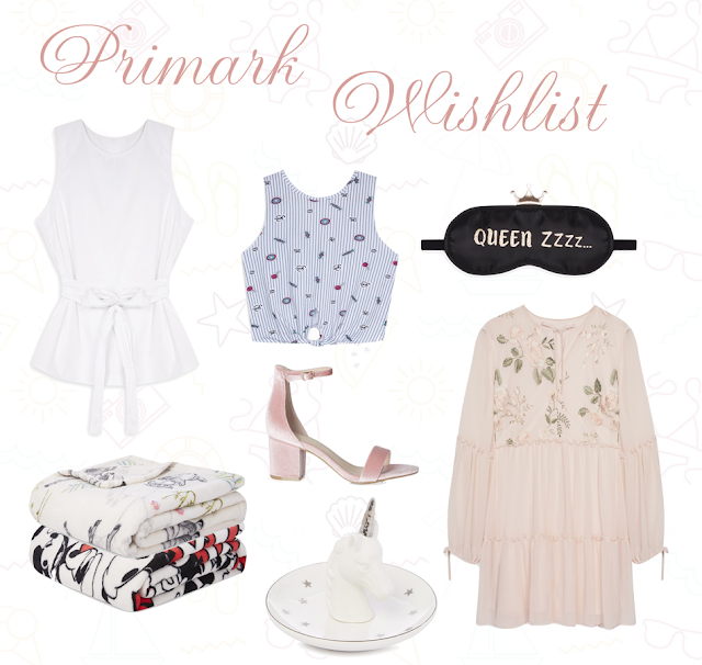 Primark wishlist