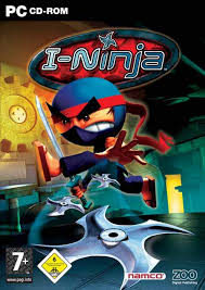 I-Ninja Repack Version For PC cover