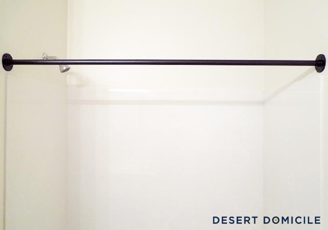 Diy Shower Curtain Rail Www Redglobalmx Org