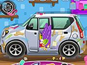 Car Wash Cleanup