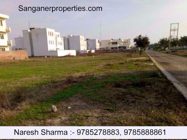 Commercial Land Available For Sale Sanganer