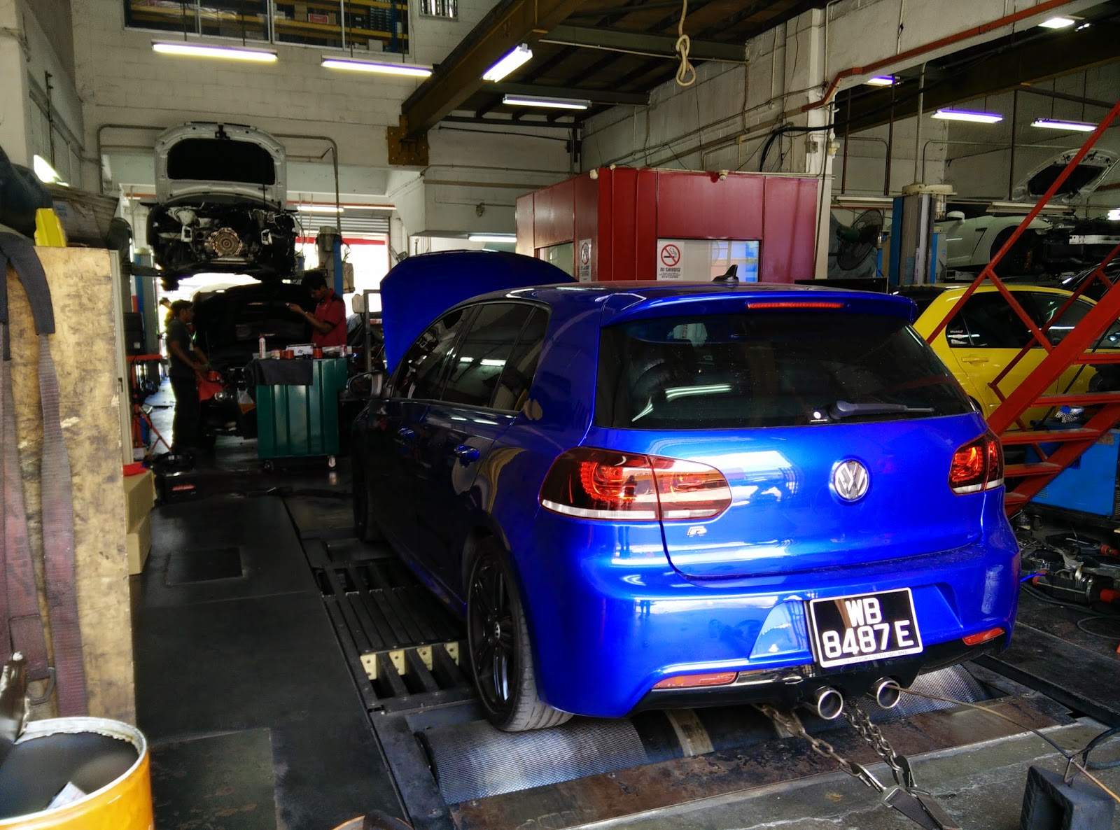 Motoring Malaysia Guest Post Owners Review 2010 Volkswagen Golf Wiring Diagram Rev Limiter Vw Gti R Mk6