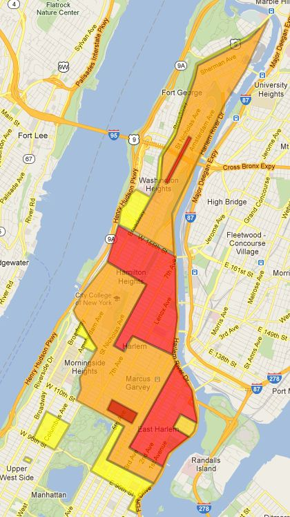 Bronx Safety Map Housing Search: NYC Safety Maps | DC to NY: Life of a Young Lady Bronx Safety Map