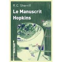 Robert Cedric Sherriff  Manuscrit Hopkins L'Arbre Vengeur