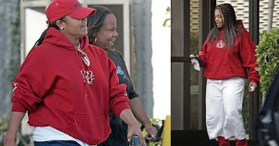 Pregnant Janet Jackson