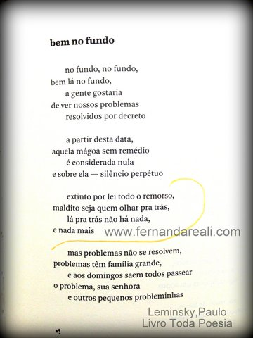 Esmalte e Poesia - Fernanda Reali